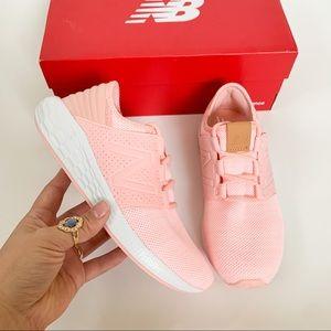 NWB New Balance Pink Shoes